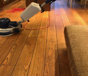 Puitpõranda hooldusõlitamine