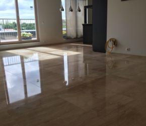 Marmorpõranda poleeri taastamine ja impregneerimine